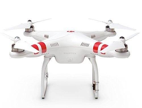 Quadricottero DJI Phantom 2 Vision Drone