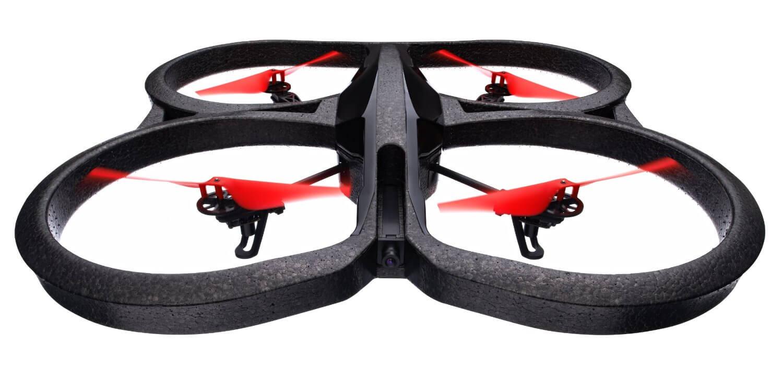 Drone Parrot AR nella versione Power