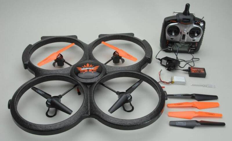 Drone Quadricottero UDI RC U829A - Economico
