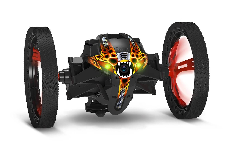 Drone in versione Minidrones Jumping Sumo