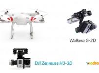 Gimbal per drone per GoPro