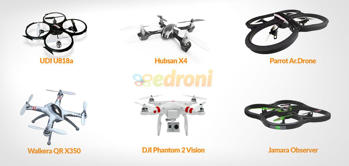 Migliori droni in vendita nei negozi ed online