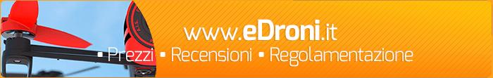 Droni, prezzi recensioni e regolamentazione