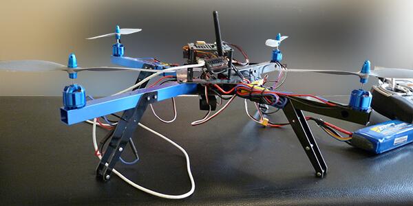 Ecco come costruire un drone